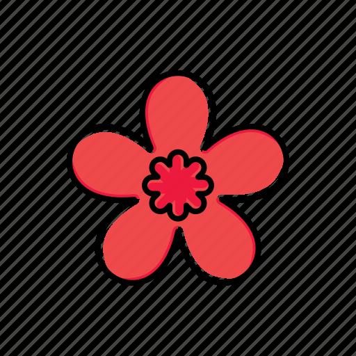 flower, garden, green, nature icon