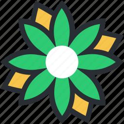creative flower, decorative flower, flower, flower beauty, generic flower icon