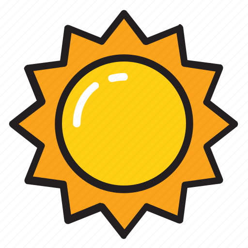 Morning, sun, sunlight, sunny day, sunshine icon - Download on Iconfinder