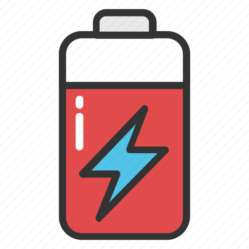 battery, charging, energy, mobile battery, power icon