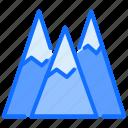 mountain, landscape, nature, climbing