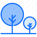 tree, forest, nature, park, plant