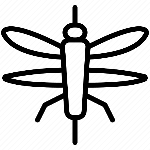 big, bug, dragon, fly, insect, nature icon