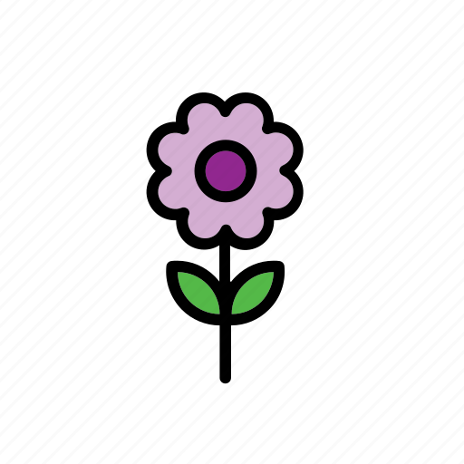 flower, natural, nature, world icon