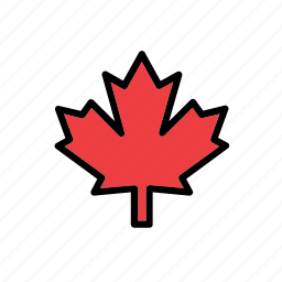 canada, canadian, leaf, maple, natural, nature, world icon