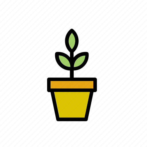 decoration, flowerpot, natural, nature, plant, world icon