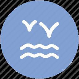 bird, bird ocean, ecology, nature, ocean, sea, sea bird icon