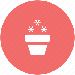 ecology, flower pot, garden, nature, plant pot, plants, pot icon