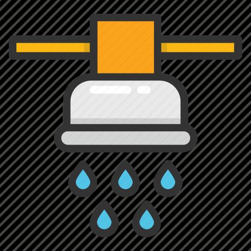 bath accessory, bath shower, bathe, cleanness, shower head icon