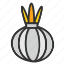 food ingredient, foodstuff, garlic bulb, nutrition, vegetable icon