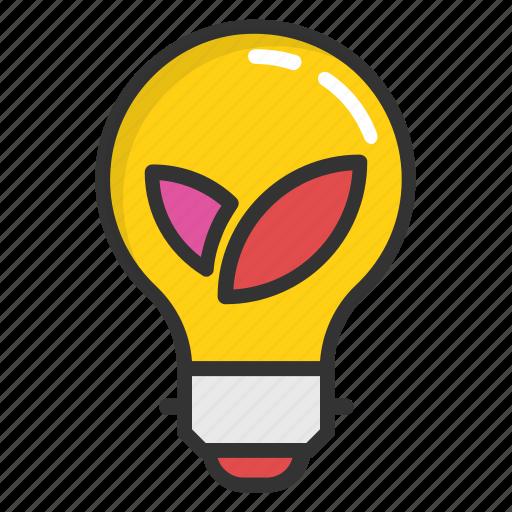 eco bulb, eco efficiency bulb, eco energy concept, fluorescent saving light bulb, green energy icon