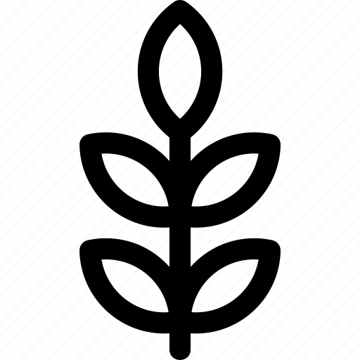 garden, growth, leaves, nature, plant, sprout icon