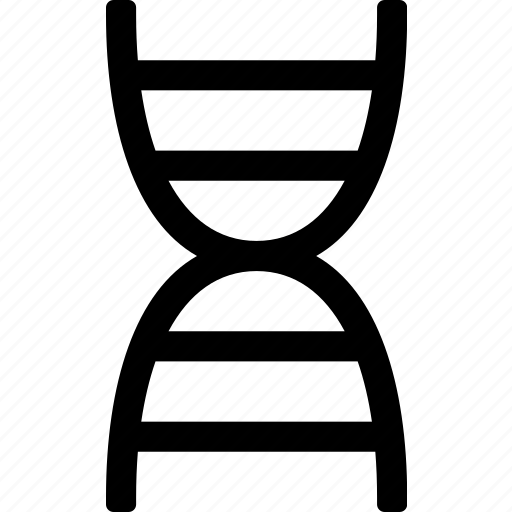 chain, chromosomes, dna, genes, helicase, helix icon