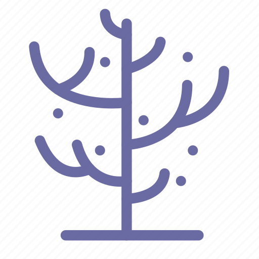 autumn, branches, fall, forest, plant, trees icon