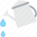 garden can, gardening, sprinkler, watering can, watering pot icon