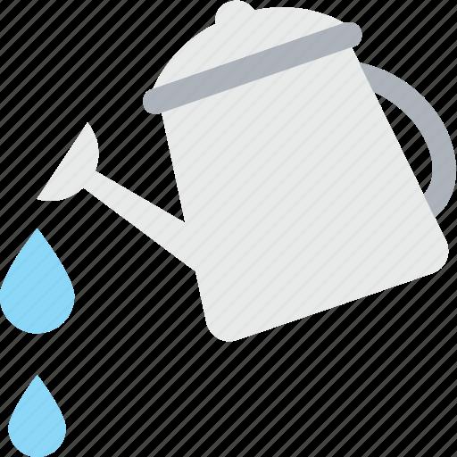 garden can, gardening, sprinkler, watering can, watering pot icon