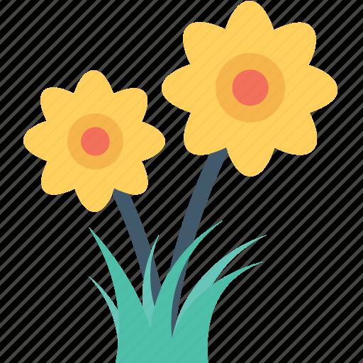 ecology, flower, gardening, nature, plant icon