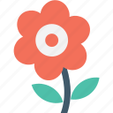 blooming, blossom, floral, flower, nature icon