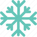 christmas, ice flake, snow falling, snowflake, winter icon