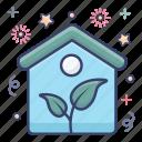glasshouse, greenhouse, hothouse, planthouse, sunroom
