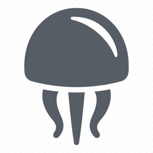 Animal, ecology, jellyfish, nature, ocean, sea icon - Download on Iconfinder