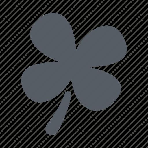 clover, irish, leaf, luck, nature, plant icon