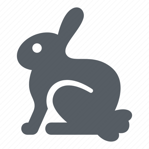 animal, bunny, cute, easter, nature, rabbit icon