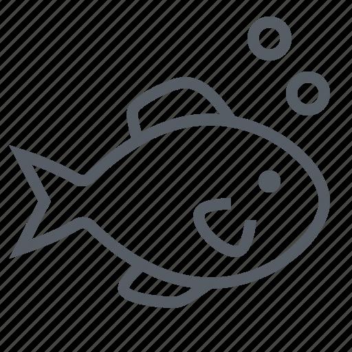 animal, fish, nature, ocean, sea icon