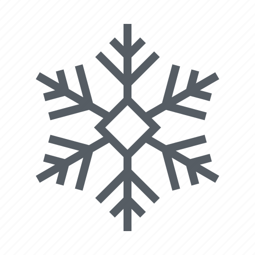 crystal, forecast, snow, snowflake, weather, winter icon
