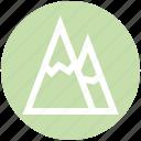 hills, landscape, mountain, mountains, nature, park