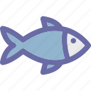 fish, marine, sea animal icon