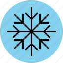 crystal flake, ice flake, snow, snowflake, winter, winter flake icon