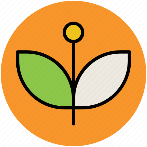 ecology, greenery, leaflet, leaves, nature icon