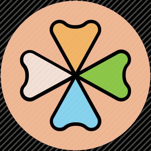 creative flower, creative shape, decorative flower, flower icon