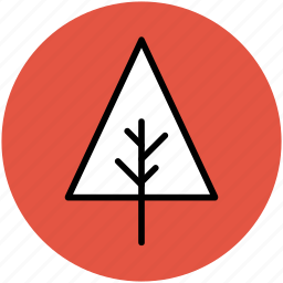 cypress tree, eco, evergreen, fir tree, greenery, greenness, nature, pine, tree icon