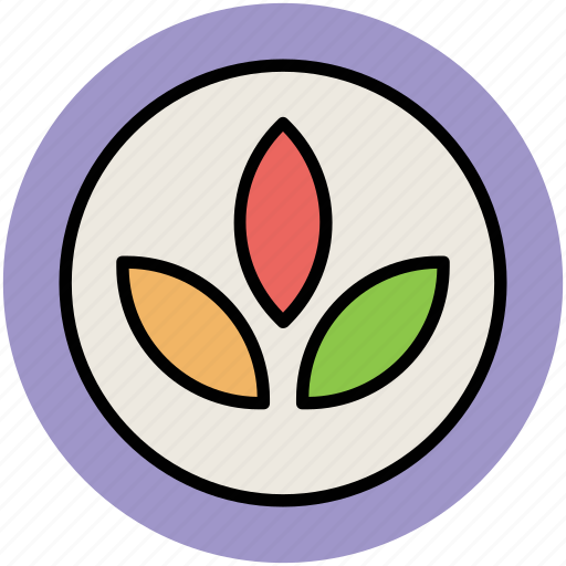 ecology, greenery, leaves, nature, plant leaves icon