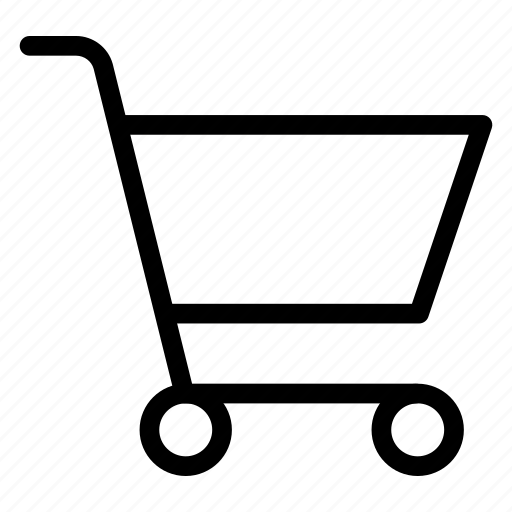 cart, construction, dolly, trolley icon