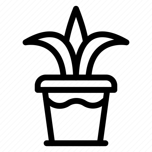 garden, green, nature, plant icon