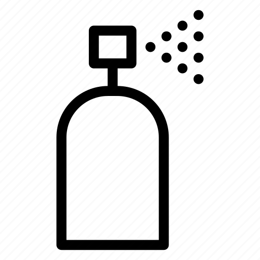 bottle, cleaning, spray, water icon