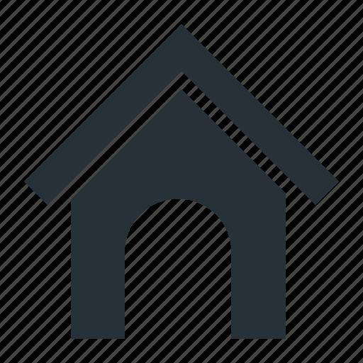 animal, dog, garden, house icon