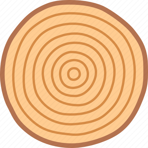 age, dating, dendrochronology, growth, ring, rings, tree icon
