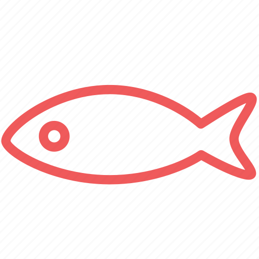fish, fish steak, fishing, food, ingredient, marine, tuna icon