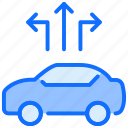 car, vehicle, citroen, navigation, sedan