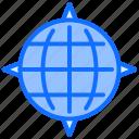 global, world, navigation, wind, camping