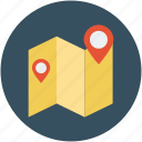 directions, gps, location, map, map marker