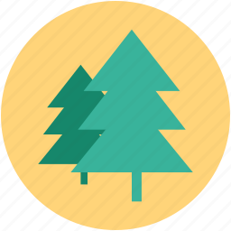enviroment, forest, recreation, tree, trees, woods icon