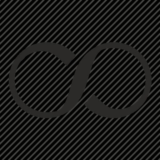 Infinity, load, preloader icon - Download on Iconfinder