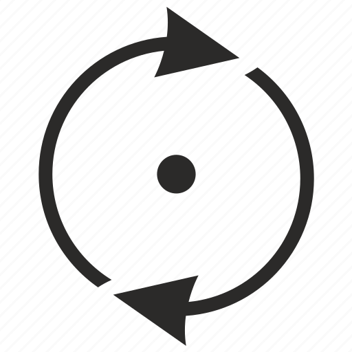 Arrow, load, loading, preloader, rotate icon - Download on Iconfinder