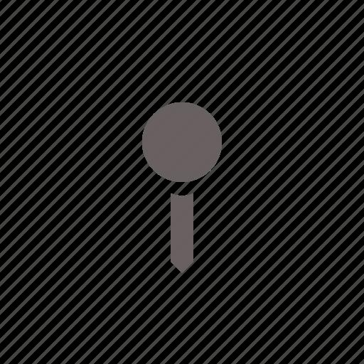 marker, navigation, pin icon