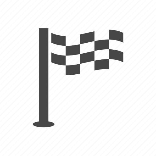 flag, location, navigation, pin icon